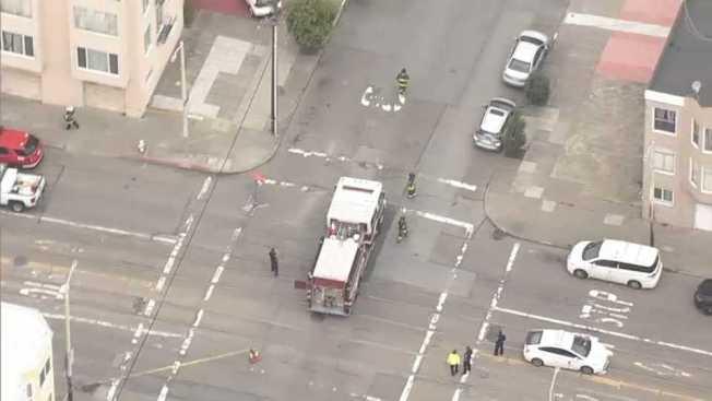 PG&E Investigating Gas Leak in San Francisco