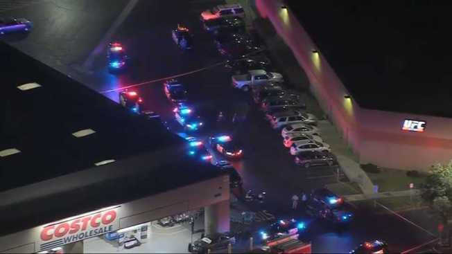 Shooting Prompts Lockdown at Costco Store in Southern California