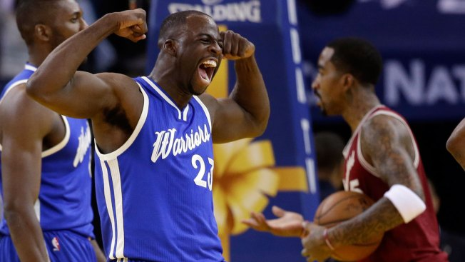 Warriors' Green Named Player of the Week