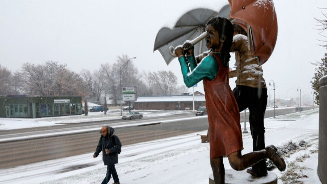 Third Winter Storm in a Row Zeroes In on Minnesota, South Dakota