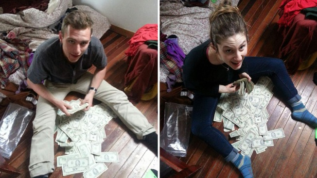 Roommates Find $40K in Couch, Return Cash to Owner