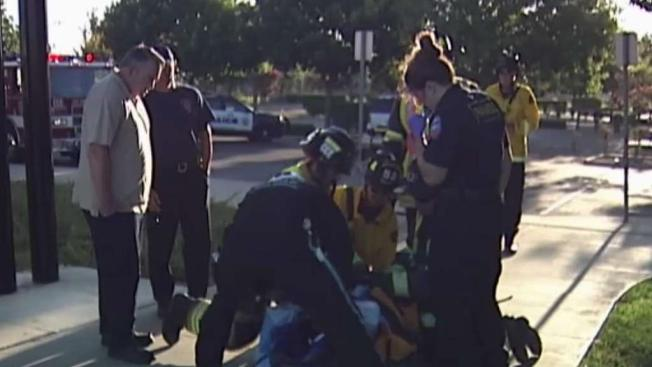 Woman Detained After Hit-and-Run Involving Child