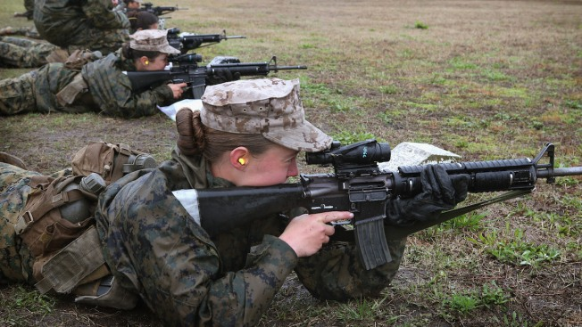Military Beginning to Recruit Women for Combat Jobs