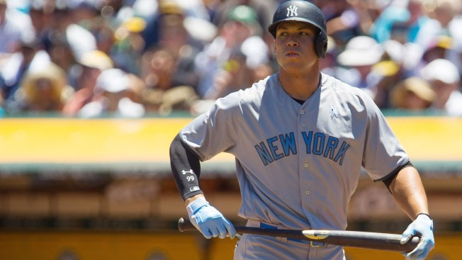 APNewsBreak: Aaron Judge invited to All-Star Home Derby