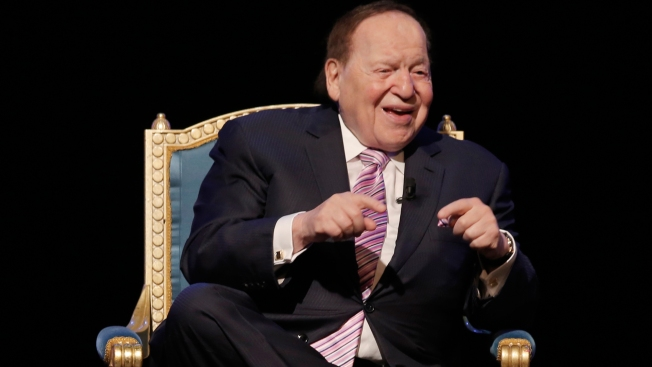 Adelson Withdraws From Proposed Raiders Stadium in Las Vegas