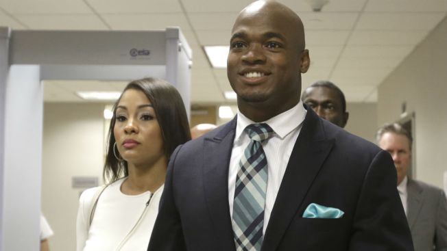 Players Union Takes NFL to Court Over Adrian Peterson