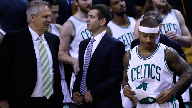 Celtics 'not inclined' to increase offer to Cavs