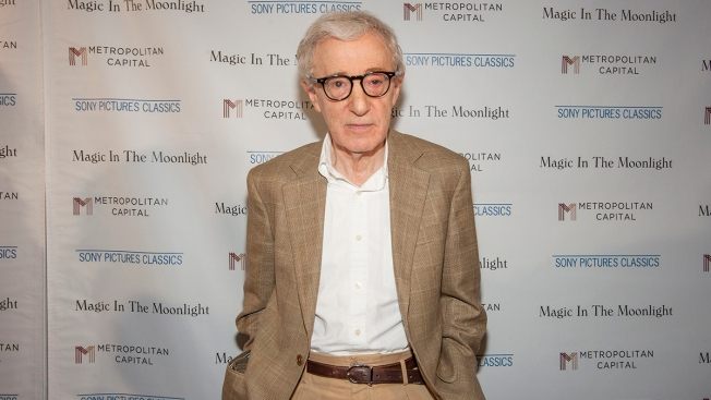 Man Arrested at Woody Allen's Movie Set