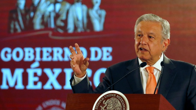 Mexico Plans Border 'Unity' Rally, Nabs 2 Migrant Activists