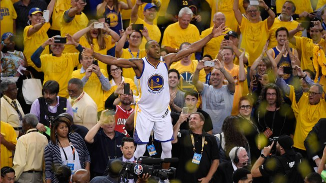 How to Free Agent: Iguodala Played Rockets, Market Like a Fiddle This Offseason