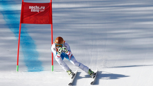 Austria's Anna Fenninger Wins Gold in Super-G