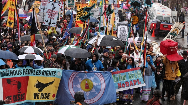 Judge Orders Redo of Dakota Access Pipeline's Environmental Review