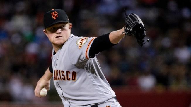 A's Vs. Giants Lineups: Logan Webb Starts in Bay Bridge Series Finale