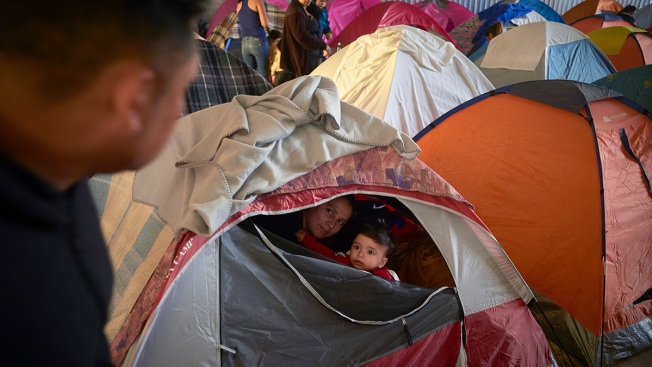 Policy Shift Means Uneasy Wait in Mexico for Asylum Seekers