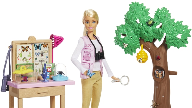 Mattel and National Geographic Partner to Create Unique Line of Barbie Dolls