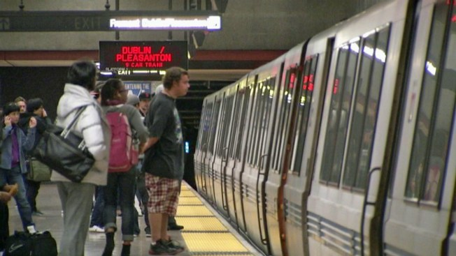 BART Extra Crowded Because of Strange Power Surge in Transbay Tube