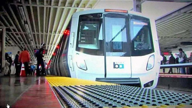 BART West Oakland Service Affected on 4 Weekends for Track Repairs