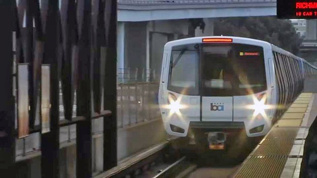 BART Single-Tracking on Antioch Line During Repairs Saturday