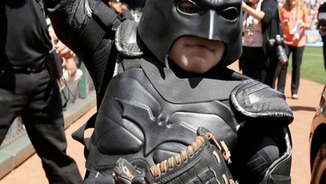 Batkid Segment Cut from Oscars Telecast