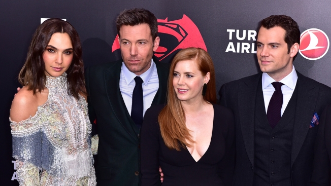 'Batman v Superman' Cancels London Red Carpet After Attacks