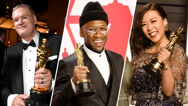 Big Night For the Bay Area at the Oscars