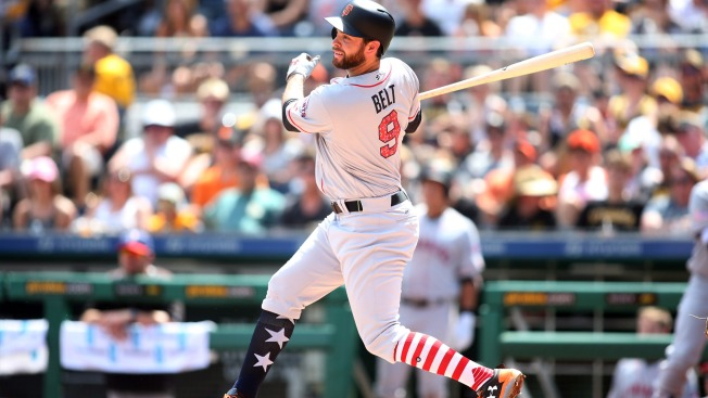 Led by Belt's Bat, Giants Complete Second Straight Sweep