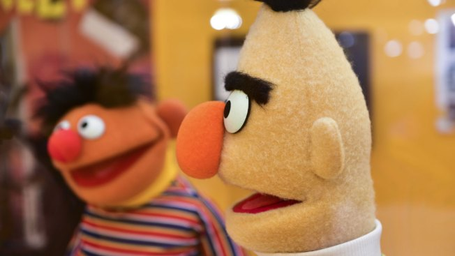 Bert and Ernie Are a Gay Couple, Says Former 'Sesame Street' Writer