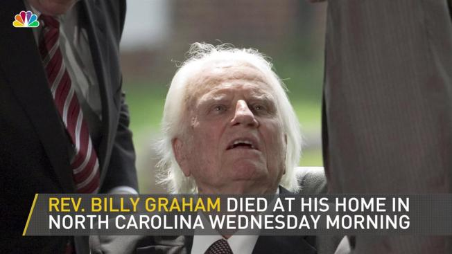Billy Graham Evangelist Pastor Dies At 99