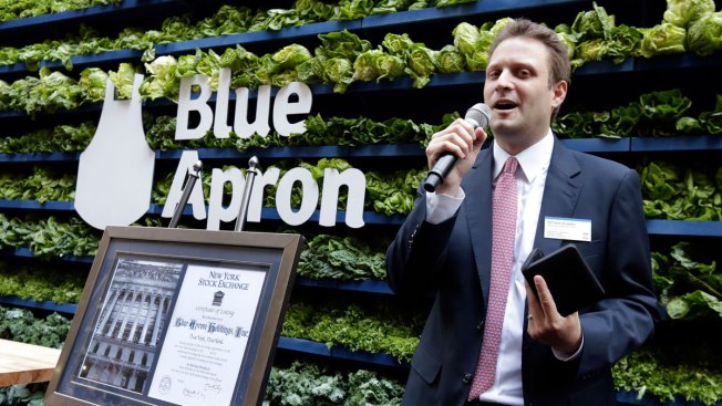 Blue Apron Slashes IPO Price As Big Investors Avoid A Sour Bite