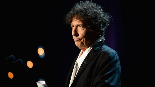 No Show Bob: Dylan Won't Come to Stockholm to Receive Nobel Prize For Literature