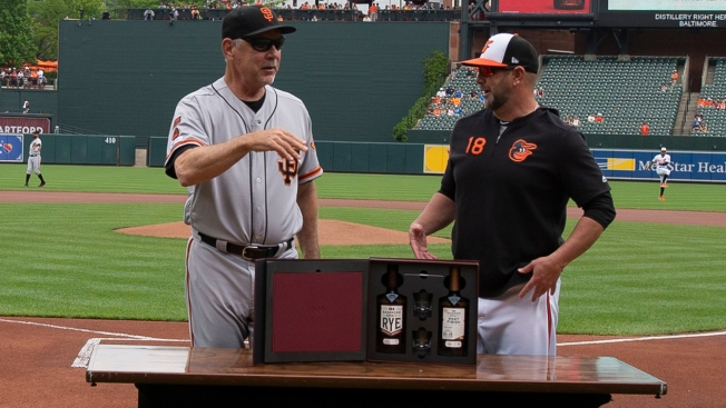 What Bruce Bochy Took Away From Final First Half as Giants Manager