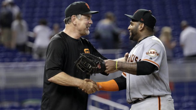 Giants Manager Bruce Bochy Tells Hilarious Pablo Sandoval Stories