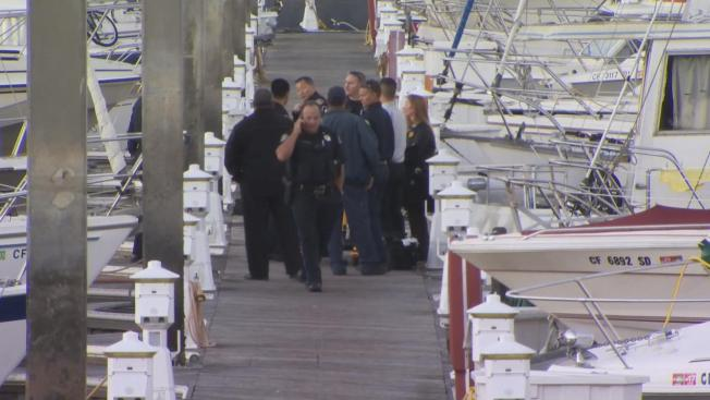 Body Found at Oyster Point Marina in South San Francisco
