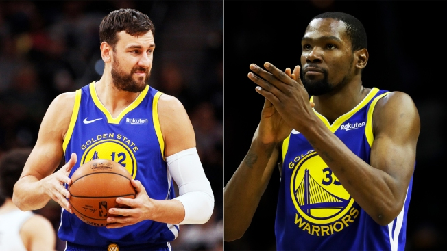 0de1e37d50e Andrew Bogut Says Kevin Durant s  arguably the Best Player in the World