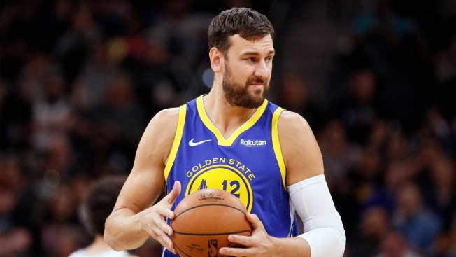 Andrew Bogut, Now Unbothered, Has Been Huge Blessing to Warriors