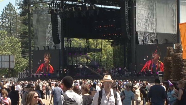 Napa Gears Up For Annual BottleRock Festival