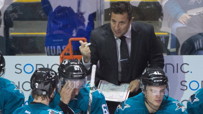 Sharks to Begin Search for Boughner's Replacement 'immediately'