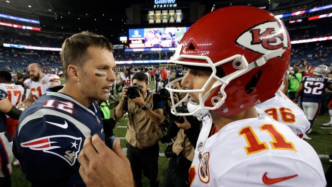 Chiefs upset Patriots, 42-27 in NFL season opener