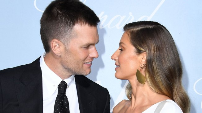 """""""You Are My Rock"""": Bündchen, Brady Celebrate 10-Year Anniversary With Never-Before-Seen Wedding Pics"""