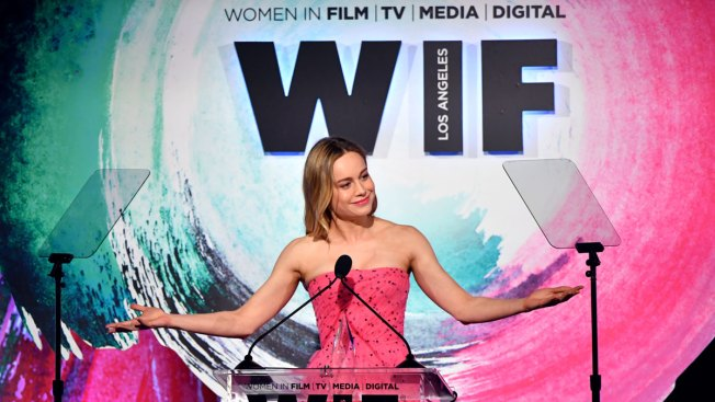 Brie Larson Advocates for Diverse Critics at Film Event