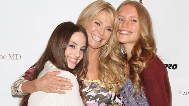 Christie Brinkley Returns to SI Swimsuit Issue at Age 63 With Daughters Alexa Ray and Sailor