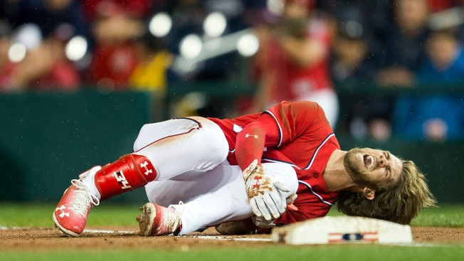 Nationals get 'a glimmer of hope' on Bryce Harper