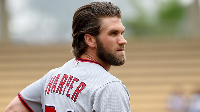 MLB Free Agency: Did Bryce Harper Hint He Wants Dodgers to Sign Him?