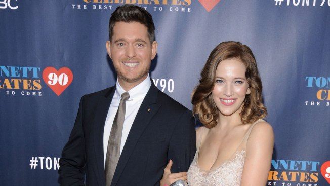 Michael Buble, Luisana Lopilato Welcome Baby Girl