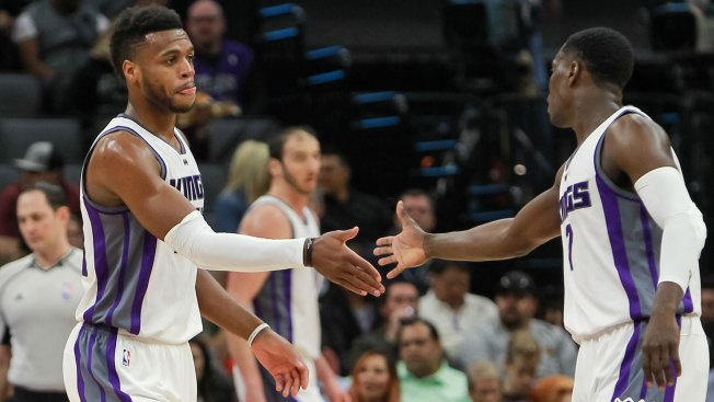 Buddy Hield named All-Rookie First Team, Thunder players fall short