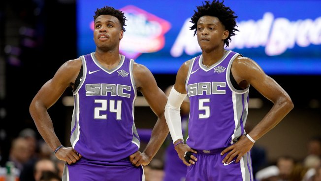 Kings Get Two Players in Rising Stars Game, But De'Aaron Fox Left Off Roster