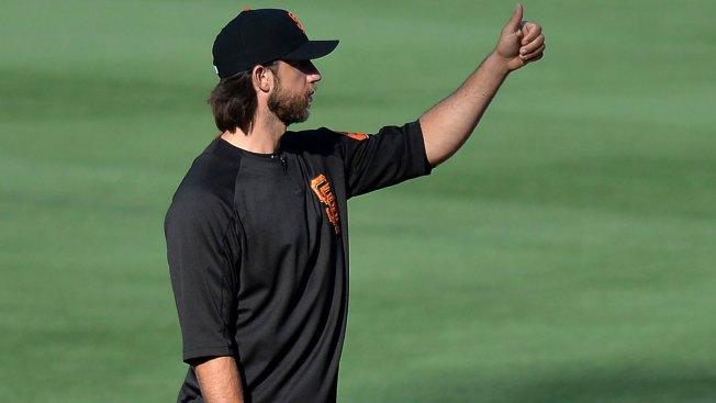 Giants Lineup: Bumgarner Batting Ninth in Return From DL