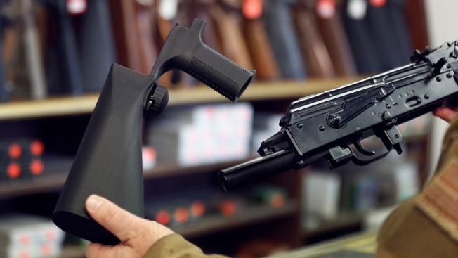 Texas Man Is First Charged Under US Bump Stock Ban