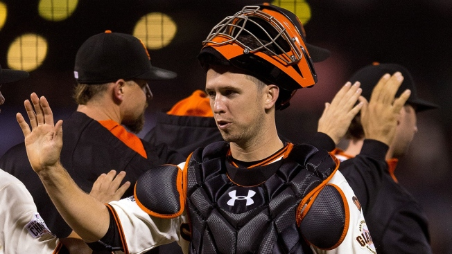 Giants Star Buster Posey Offers Touching Tribute to Slain Navy SEAL