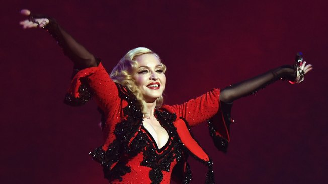 Madonna to Bring Rebel Heart Tour to SAP Center